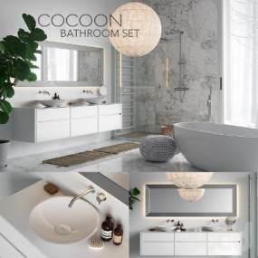 COCOON_set国外3D模型【ID:631620404】