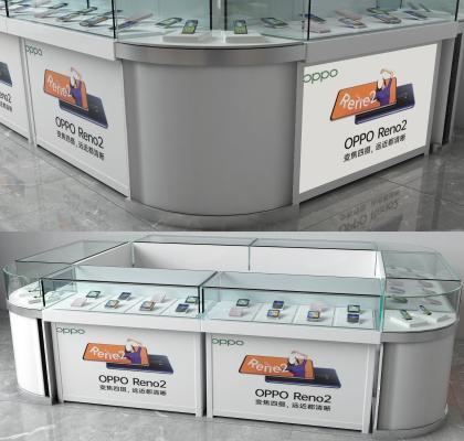 現代手機柜3D模型【ID:450724041】