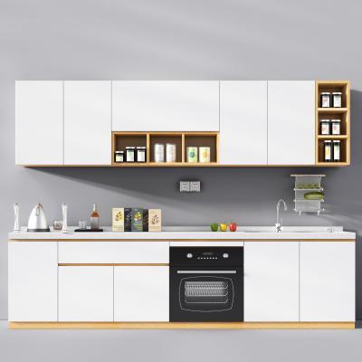 北欧厨柜厨房摆件3D模型【ID:130657765】