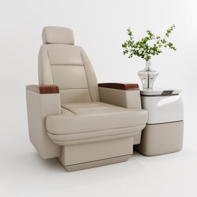 现代航空休闲座椅国外3D模型【ID:731657043】