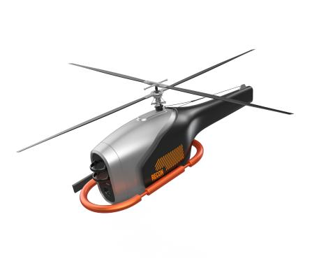 直升機3D模型【ID:441286916】