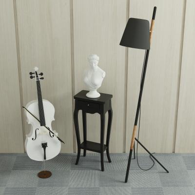 现代吉他雕塑落地灯组合3D模型【ID:335402996】