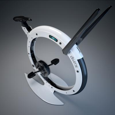 現代動感單車3D模型【ID:334752898】