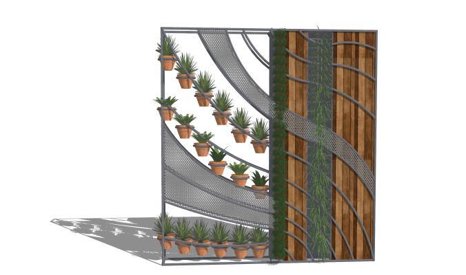植物SU模型【ID:444057927】