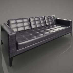 北歐多人沙發3D模型【ID:633353609】