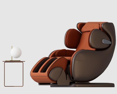 现代按摩座椅