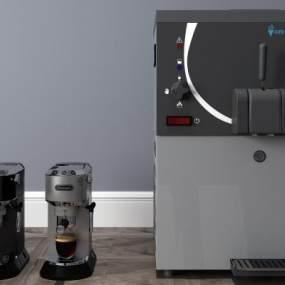 厨具咖啡机3D模型【ID:232169834】