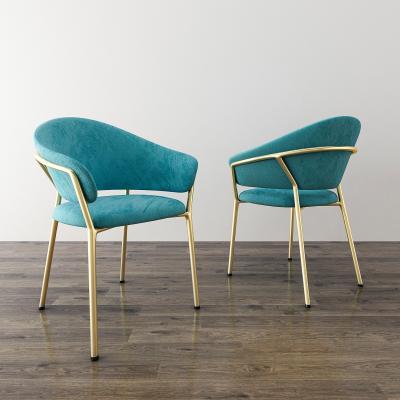 北欧餐椅3D模型【ID:736213198】