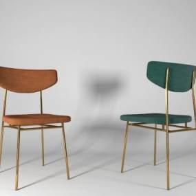现代单椅模型3D模型【ID:732982102】