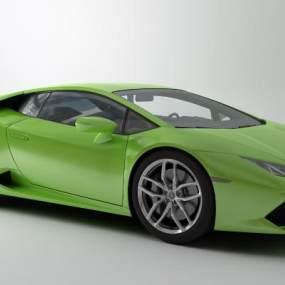 现代跑车3D模型【ID:435628796】