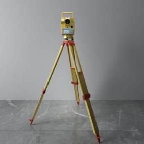 现代测量仪3D模型【ID:433637374】
