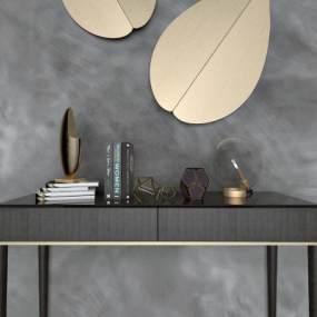 现代风格装饰柜3D模型【ID:233595523】