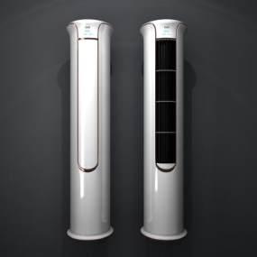 现代空调3D模型【ID:232569691】