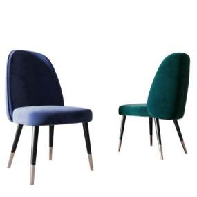 现代单椅3D模型【ID:735750151】