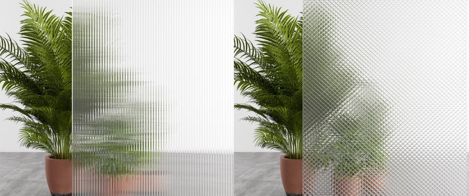 现代风格艺术玻璃3D模型【ID:344379649】