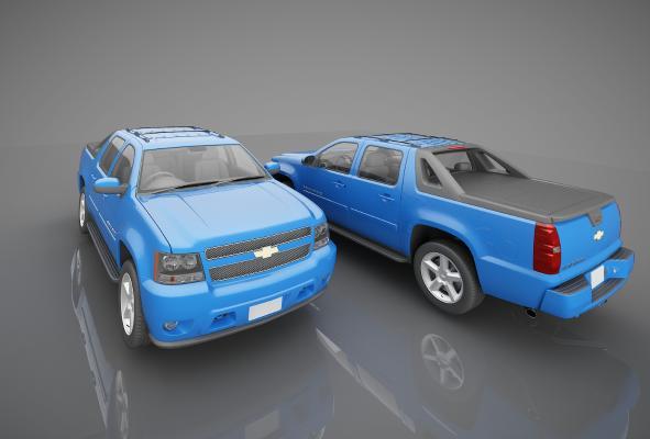 現代風格小汽車3D模型【ID:441858729】