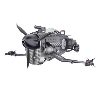 飛船3D模型【ID:440959989】