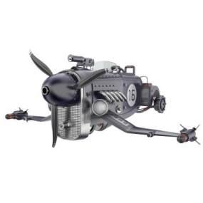 飞船3D模型【ID:440959989】