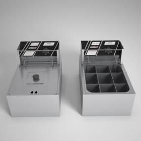 现代关东煮卤味炉3D模型【ID:235283622】