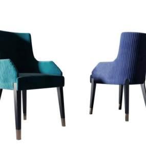 现代单椅3D模型【ID:735750158】