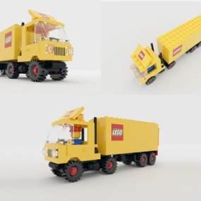 现代LEGO3D模型【ID:353957432】