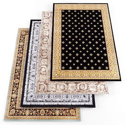 欧式地毯3D模型【ID:342740230】