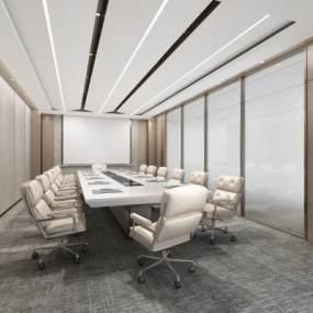 会议室3D模型【ID:944061128】