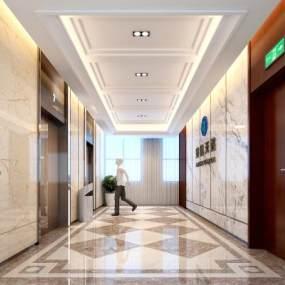现代电梯间3D快三追号倍投计划表【ID:934783544】