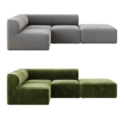 現代沙發3D模型【ID:645765680】