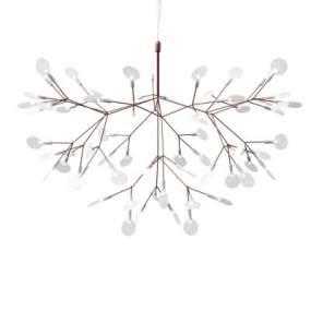 現代樹枝吊燈枝狀吊燈3D模型【ID:733361817】