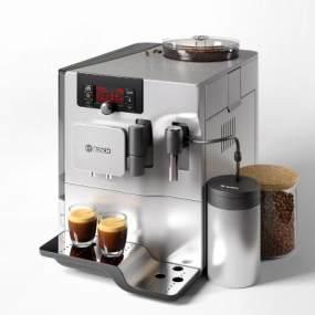 现代博世咖啡机3D模型【ID:233743802】