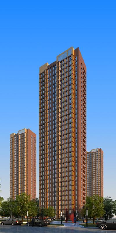 住宅3D模型【ID:140981770】