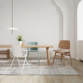丹麦Fredericia品牌3D模型【ID:849328859】