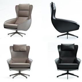 意大利卡西纳CASSINA现代椅子3D模型【ID:227885960】