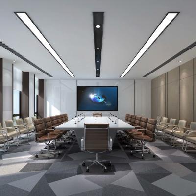 现代办公会议室3D模型【ID:728468828】