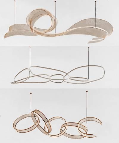 现代吊灯3D模型【ID:224883888】