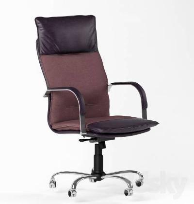现代办公椅3D模型【ID:220064957】