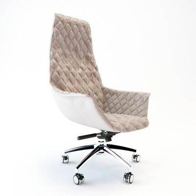 现代办公椅3D模型【ID:220546912】