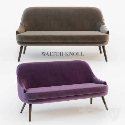 现代多人沙发椅3D模型【ID:920549413】
