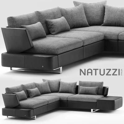 现代组合沙发模型3D模型【ID:120581081】