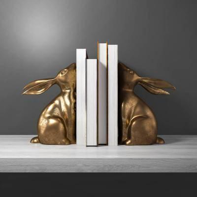 现代兔子雕塑3D模型【ID:323158864】