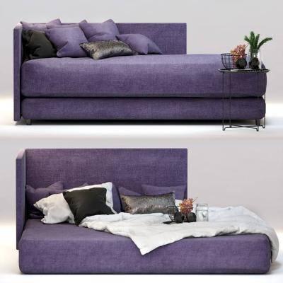 现代多人沙发3d模型【ID:923422988】