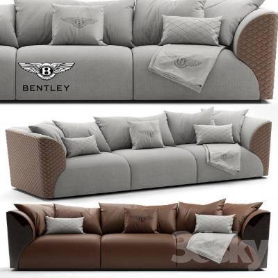 现代多人沙发模型3D模型【ID:923471908】