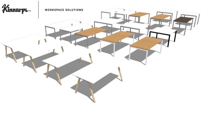 Nexus Conference Table Kinars 书 钞票 室外 信封 教室
