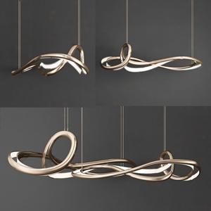 现代艺术吊灯 现代吊灯 艺术吊灯 金属吊灯