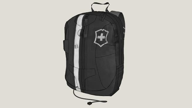维克托牛克斯背包 背包 包 鼠标 箱包 睡袋