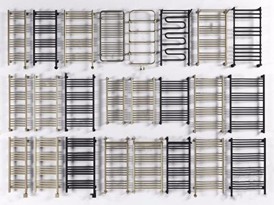 现代浴巾架组合 现代卫浴用品 毛巾架