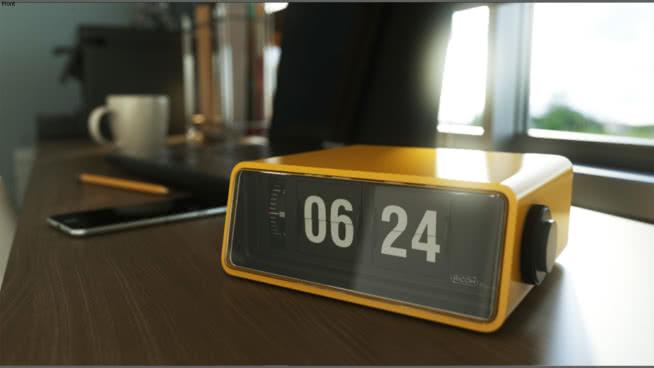 70年代时钟(V-Ray-Read) 咖啡机 出租车(美式) iPod 显示器 卷笔刀