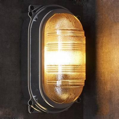 工业壁灯3D模型下载
