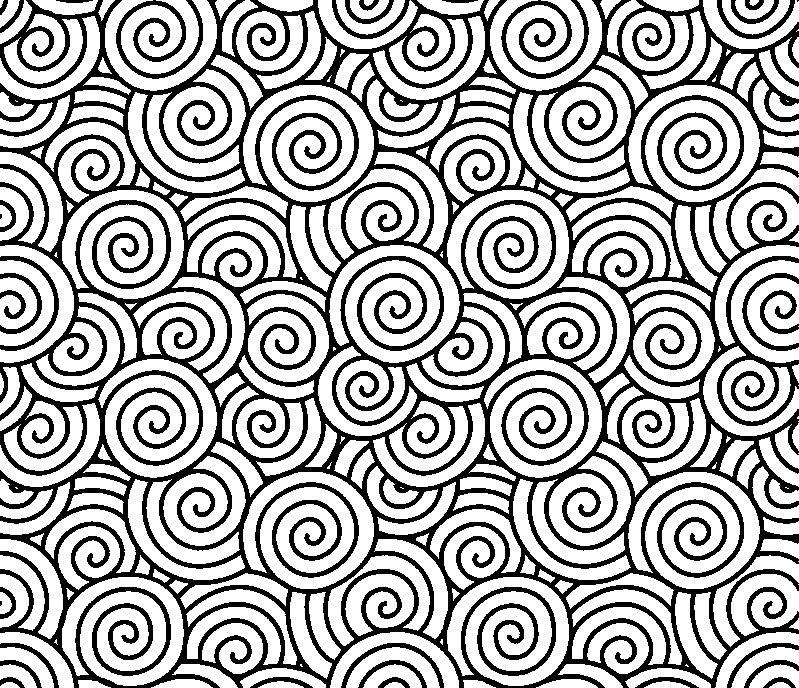凹凸黑白-黑白凹凸 001